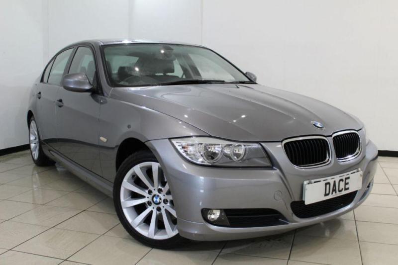 2010 60 BMW 3 SERIES 2.0 320D SE BUSINESS EDITION 4D 181 BHP DIESEL