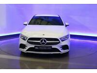 2020 Mercedes-Benz A Class 1.3 A200 AMG Line (Executive) 7G-DCT (s/s) 5dr Hatchb