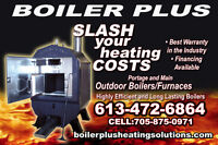 Boiler Plus Heating Solutions Outdoor Water Furnaces