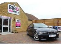 2003 BMW 3 SERIES M3 2DR COUPE COUPE PETROL