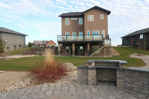 Lake Front, 2 storeys, walkout style…a breath taking home! Regina Regina Area image 10