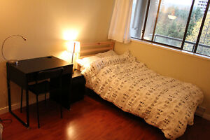 $760 Bedroom for rent 17/12! RIGHT NEXT to Lougheed Town Center