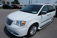 Chrysler Town - Country LIMITED CUIR GPS 2014