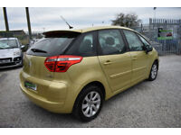 Citroen C4 Picasso 1.6HDi ( 110hp ) EGS VTR+ AUTOMATIC 2009 MODEL