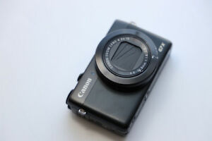 Canon PowerShot G7X Digital Camera G7 X Point & Shoot