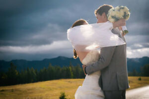 Special! Professional wedding photography starting at $500