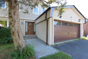OPEN House Sept 23rd -Reno'd 4+1 Bedroom 4 Bath Home in Whitby!