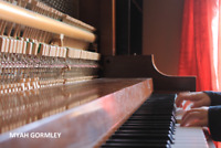 Piano Lessons - Registered RCM Teacher