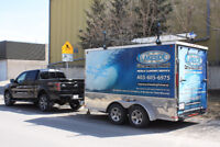 Mobile Commercial Pressure Washing