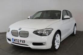 2012 12 BMW 1 SERIES URBAN AUTO DIESEL