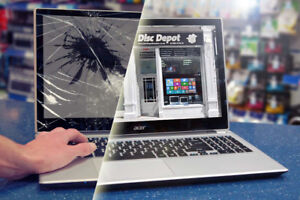 Laptop, MacBook, iMac & Desktop Screen, Hardware & Software repa