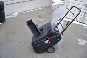 SINGLE STAGE SNOWBLOWER FOR SALE OR TRADE