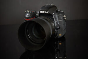 Nikon D750 (Body only) for sale.