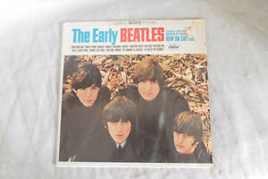 The early Beatles ( 1964); disque vinyle 33 tours