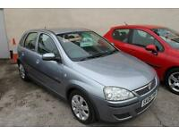 Vauxhall Corsa 1.2I 16V SXI A/C Good MPG 41+ Full Service Histor