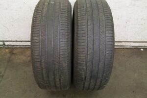 2-265/60R18 M+S MICHELIN PREMIER LTX ALL SEASON TIRES