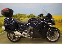 Kawasaki GTR 1400 2010 **Heated Grips, Panniers, ABS**