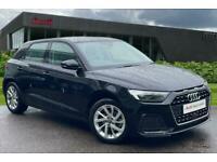 2019 Audi A1 Sportback Sport 30 TFSI 116 PS 6-speed Hatchback Petrol Manual