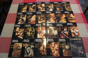 Livres Agatha Christie