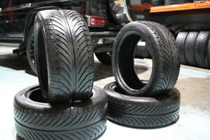"""17"""" Kumho ECSTA Supra***STAGGERED TIRES***"""