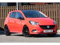 2015 VAUXHALL CORSA 1.4 I LIMITED EDITION 5DR HATCHBACK PETROL