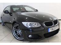 2013 13 BMW 3 SERIES 2.0 320D M SPORT 2DR AUTOMATIC 181 BHP DIESEL