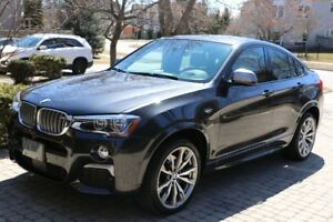 2017 BMW X4 M40i Lease Takeover OR Purchase