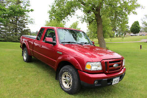 For Sale:  2006 Ford Ranger Sport Pickup Truck