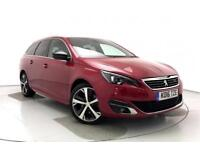 2016 Peugeot 308 2.0 BlueHDi 150 GT Line (s/s) Diesel red Automatic