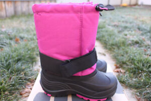 New Kamik Winter boots, size 11T- West end