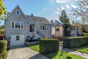 Exquisitely Updated from Top to Bottom in South Oak Bay
