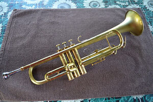 Rare trumpet with provenance!