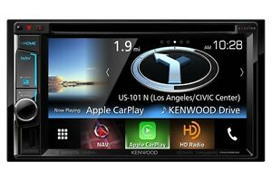 Kenwood Excelon DNX693S 6.2 Inch Navigation APPLE CAR PLAY DECK