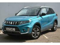 2020 Suzuki Vitara 1.4 Boosterjet 48V Hybrid SZ-T 5dr Estate Estate Petrol Manua