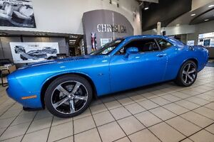 2016 DODGE CHALLENGER R/T SHAKER IN B5 BLUE & READY TO RUMBLE !!