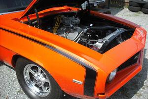 1969 Camaro $30,000 Rolling