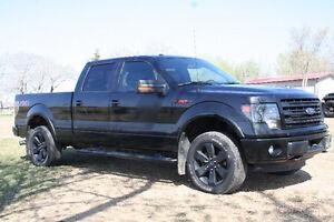 2014 Ford F-150 FX4 Pickup Truck