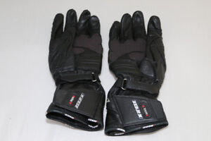 Dainese Motorcycle Riding Racing Long Gloves Sz S