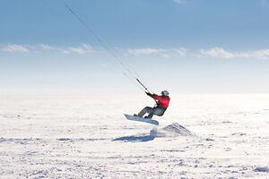 Snow kite - Snowboard and Ski in Kingston!  For Free!! Kingston Kingston Area image 2