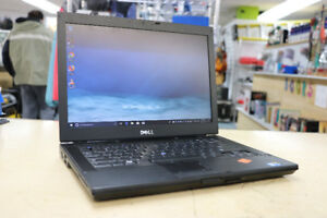 **LATITUDE** Dell Laptop 4GB RAM, 300GBHDD, Model E6410
