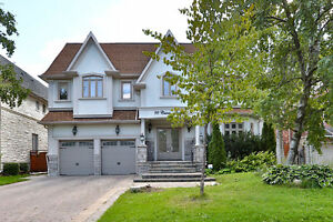 4 + 2 Executive Home for rent at Drewy and Bathurst