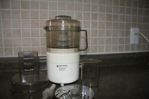 Black and Decker Shortcut Food Processor CFP10