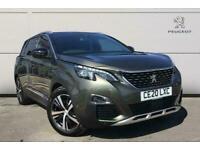 2020 Peugeot 5008 1.5 BlueHDi GT Line 5dr EAT8 Semi-Auto Estate Diesel Automatic