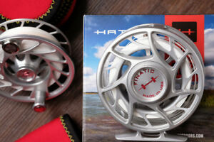 Hatch Fly Reel 5 Plus Finatic Gen 1 w/Large Arbor & Mid Arbor