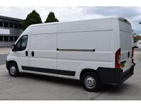2.2 35 L3H2 ENTERPRISE HDI AIR CON L3H2 5D 129 BHP LWB H/ROOF DIESEL MANUAL VAN