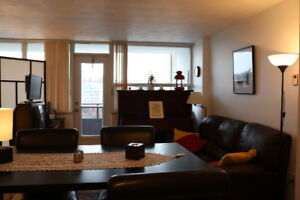 Large bachelor furnished in great location