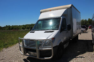 2011 Mercedes-Benz Sprinter Van Cube, Great van only 13999 call