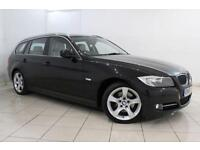 2011 60 BMW 3 SERIES 2.0 318D EXCLUSIVE EDITION TOURING 5DR 141 BHP DIESEL