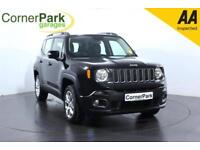 2015 JEEP RENEGADE M-JET LONGITUDE ESTATE DIESEL