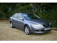 1 Owner DIESEL MAZDA 6 TS 2 done 103098 Miles with FULL MAZDA SERVICE HISTORY